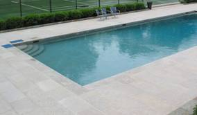 Interior & exterior floorings like tiles in homes, gardens, swimming pools