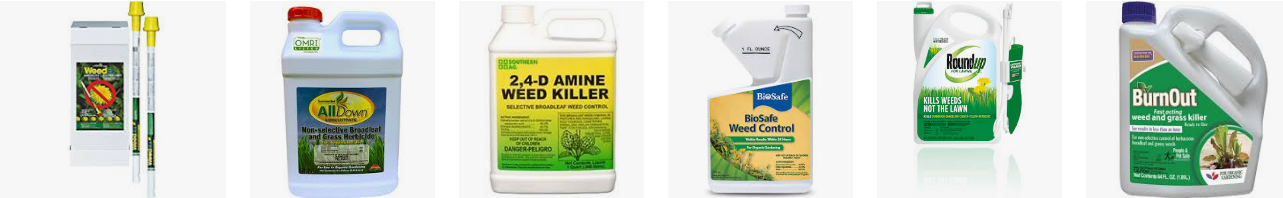 Non-Selective Type of Herbicide