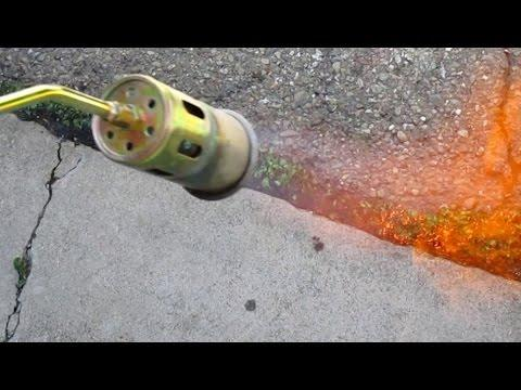 Weed Torch