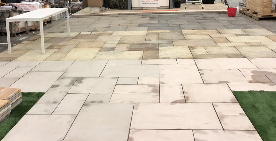 tip to choose natural paving stone