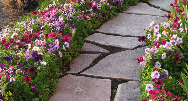 Choose the Right Stone for Your Garden