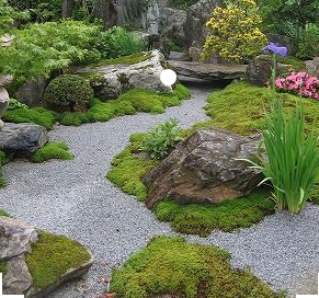 Japanese and Chinese Garden Styles