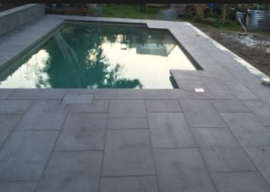 Bluestone Pavers swimming pools