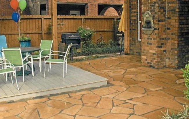 Flagstone in Your Patio for Themed Appearance