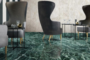 Green Marble in Flooring Applications