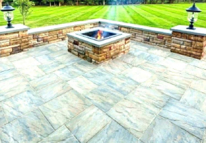 Green Marble in Patio Applications