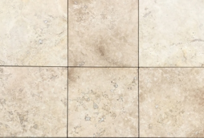 Filled & Honed Travertine Tiles