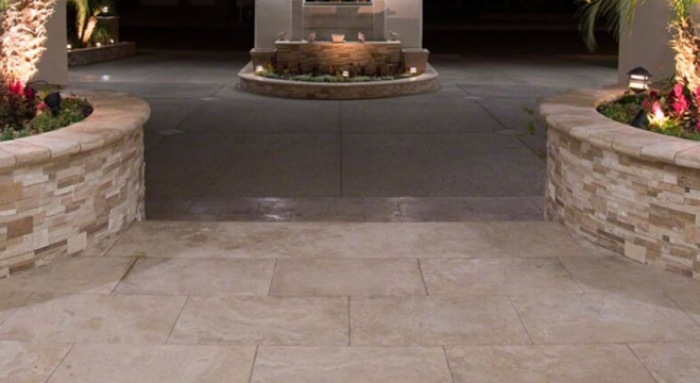 Travertine Stones Are Available As Per Needs