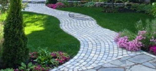 natural stones in your exterior and interior