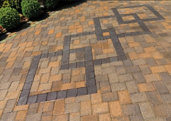 Driveway Paving with Freedom to Choose Your Colors