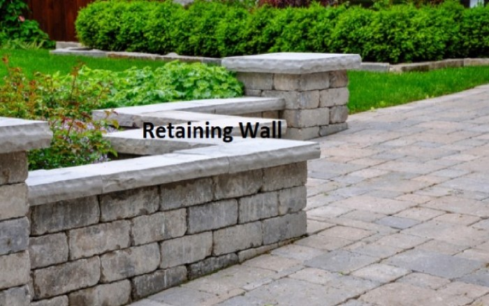 20 Natural Stone Wall Ideas For Exterior Areas Of Your Home
