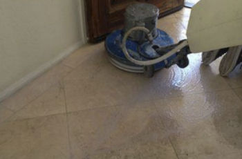 Natural Stone Grinding in Restoration
