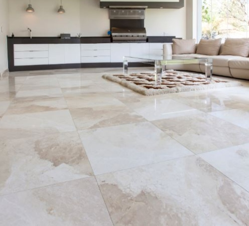 Design Choices for Natural Stone Flooring