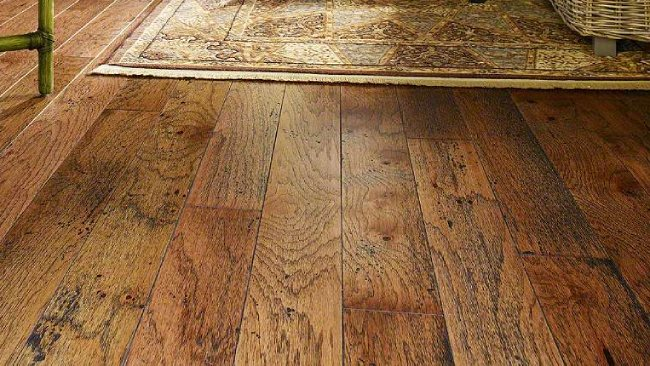 Design Choices for Wood Flooring