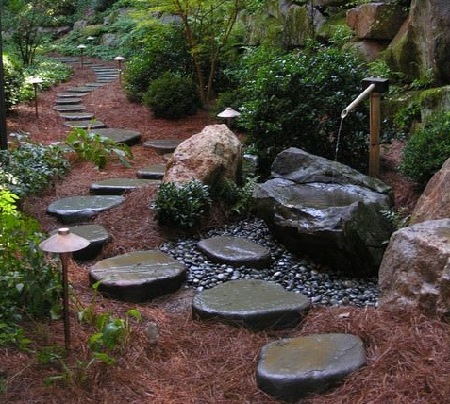 Mudstone as Stepping Stones