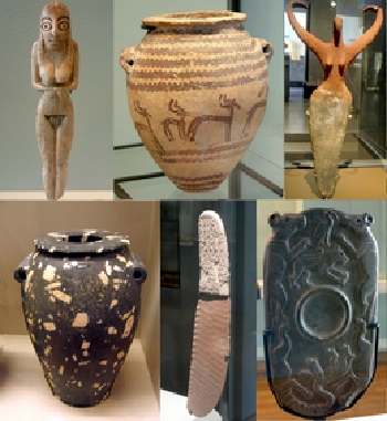 Mudstone in Creation of Artistic Objects