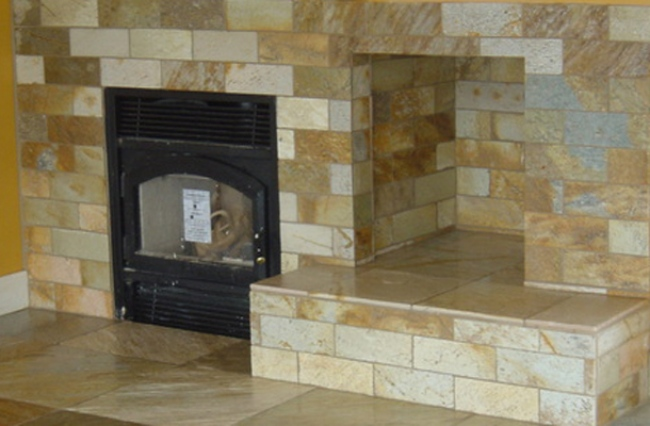 Sandstone Interior Flooring & Wall Cladding