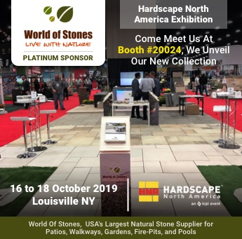 World of Stones Hardscape North America Event