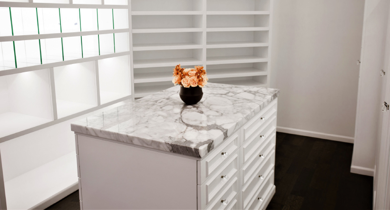 Natural Stone Ideas for Small Spaces