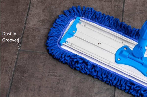 Dry Mop Cleaning