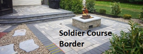 Soldier Course Border Pattern