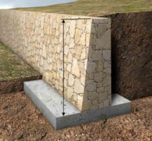 An ASLA Project of Dry-stone Walling