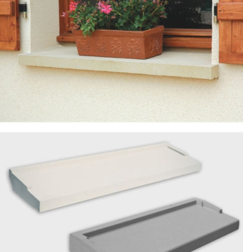 Engineered Stone in Window Sill