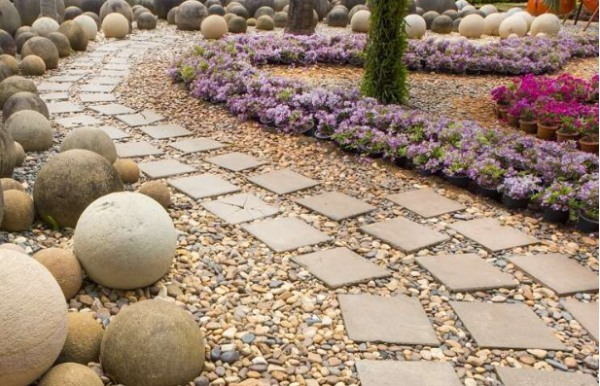 Excellent Stepping Stone Material