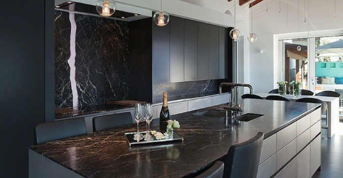 Man-made Stone for Kitchen Countertops