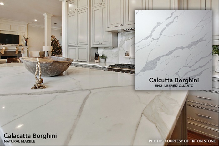 Manufactured Granite or Marble Stone