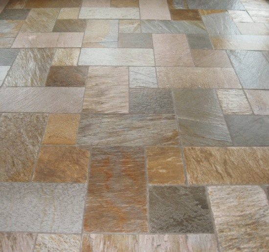 Sandstone Pavers Are Easy to Maintain and Durable