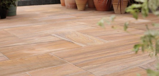 Sandstone Pavers Beautify Your Spaces
