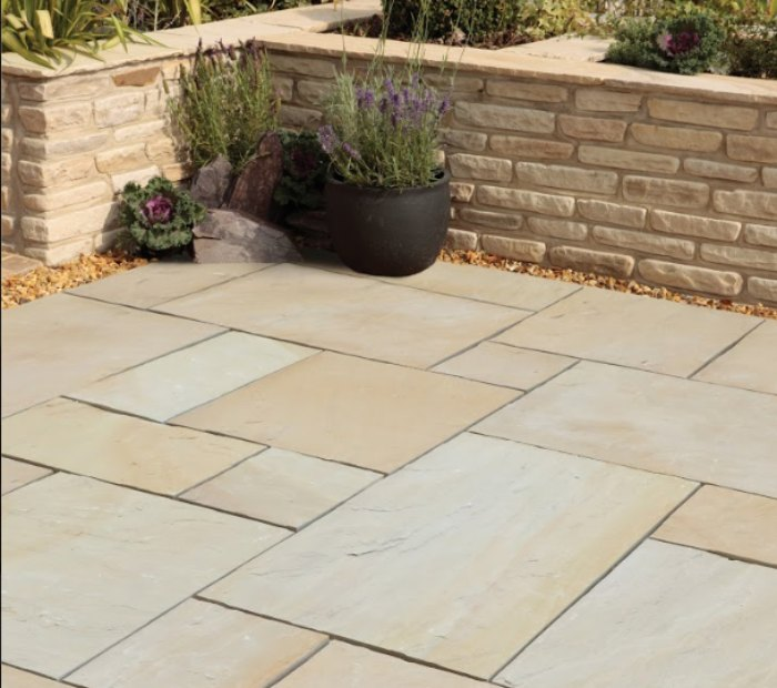 Indian Sandstone an Attractive Choice