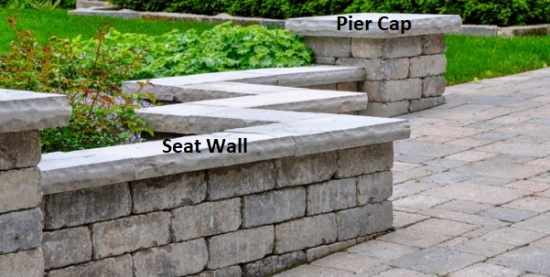 _Outdoor Seat Wall