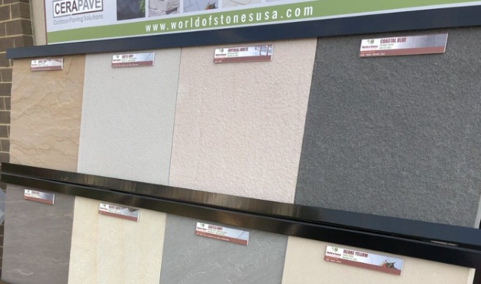 natural stones as a construction material