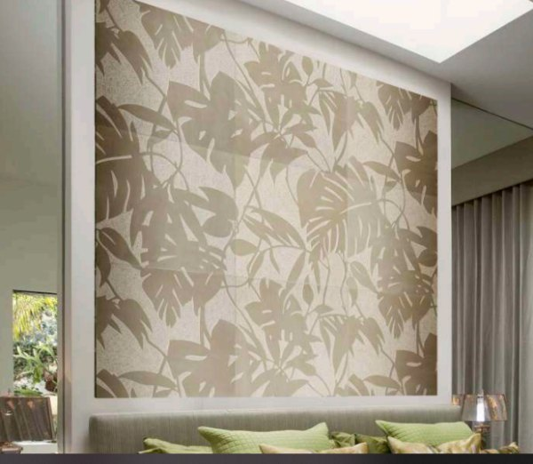 Living Areas with Liana Murals