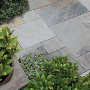 Natural Stone Pavers - Premia Collection - Sedona Rustic
