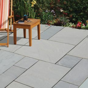 Natural Stone Pavers - Premia Collection - Castle Grey