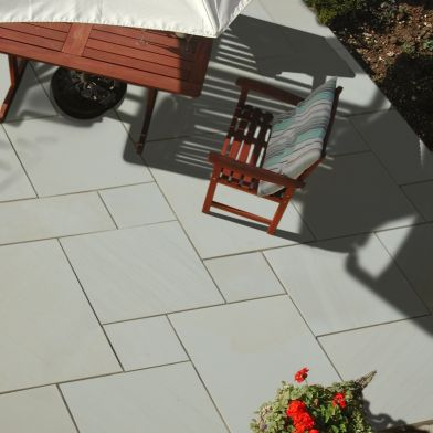Natural Stone Pavers - Exotic Collection - Ochre Yellow
